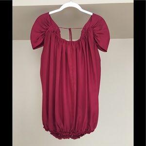 Robert Rodriguez Silk Blouse Size 8